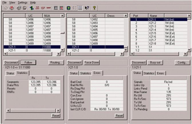X25 Monitor